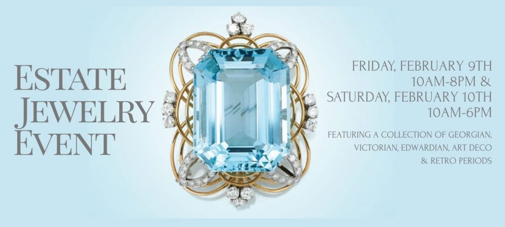 Estate Jewelry Event